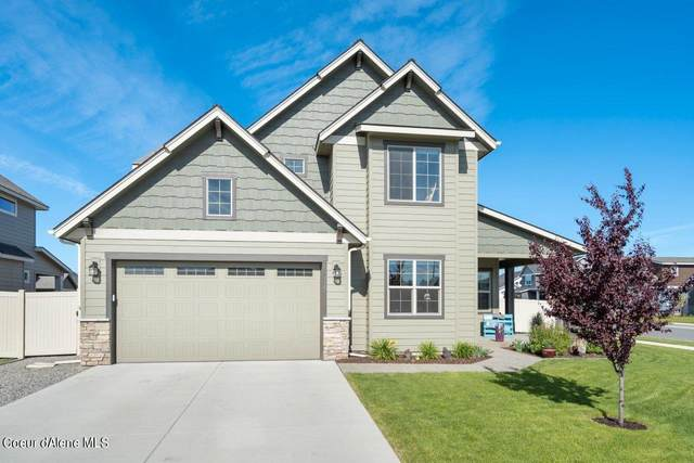 7161 N Rendezvous Dr, Coeur d'Alene, ID 83815 (#21-6135) :: Prime Real Estate Group