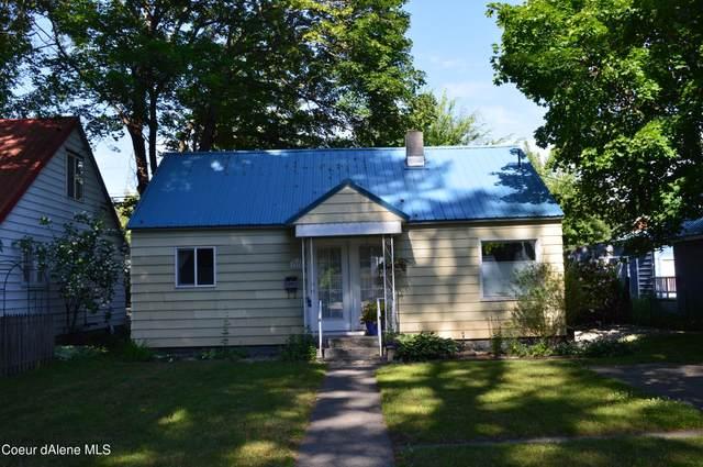 1115 N 7TH St, Coeur d'Alene, ID 83814 (#21-6150) :: Coeur d'Alene Area Homes For Sale