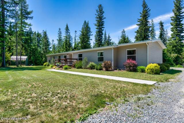 247 Treetop Bluff Lane, Bonners Ferry, ID 83805 (#21-6162) :: Coeur d'Alene Area Homes For Sale
