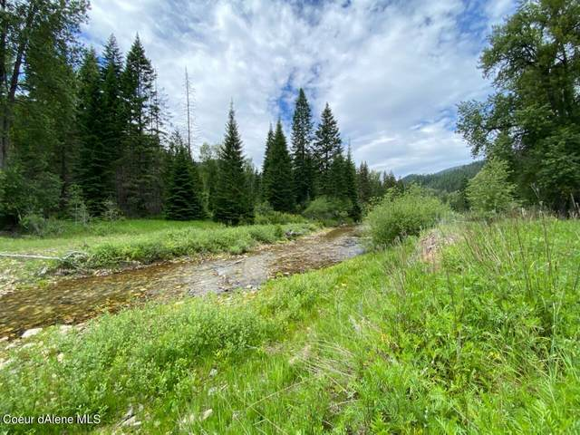 20A Beaver Creek, Wallace, ID 83873 (#21-6166) :: Amazing Home Network