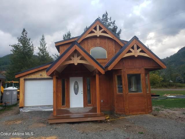 4 Elk Horn Dr, Clark Fork, ID 83811 (#21-6369) :: Coeur d'Alene Area Homes For Sale