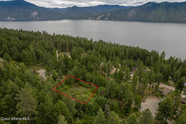 NNA Lot 26 Pend O Reille Terrace, Bayview, ID 83803 (#21-6546) :: Link Properties Group