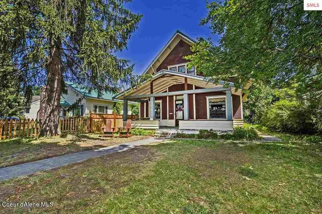 614 N 4th Ave, Sandpoint, ID 83864 (#21-6641) :: CDA Home Finder