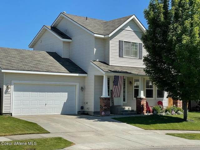 2418 W Sarge Ct, Coeur d'Alene, ID 83815 (#21-6692) :: Prime Real Estate Group