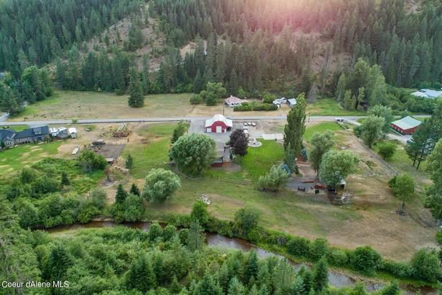 1952 S Gateway Ranch Rd, Coeur d'Alene, ID 83814 (#21-7108) :: Team Brown Realty