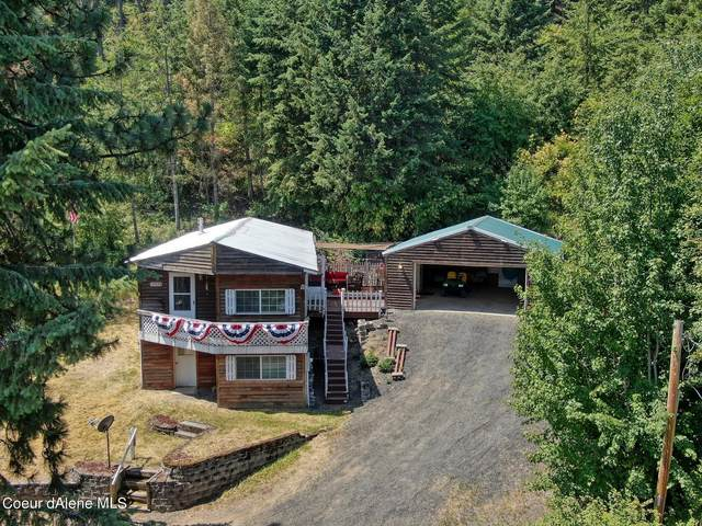 20779 S Cave Bay Rd, Worley, ID 83876 (#21-7109) :: ExSell Realty Group