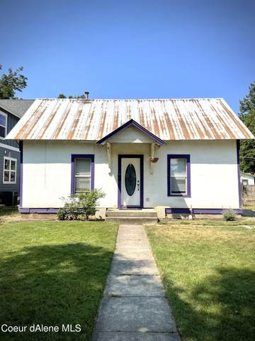 903 N 8TH St, Coeur d'Alene, ID 83814 (#21-7119) :: Prime Real Estate Group
