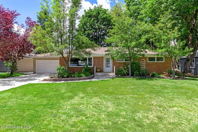 609 N 18TH St, Coeur d'Alene, ID 83814 (#21-7165) :: Prime Real Estate Group