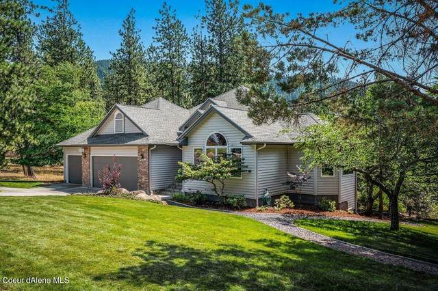 2393 E Packsaddle Dr, Coeur d'Alene, ID 83814 (#21-7221) :: Mall Realty Group