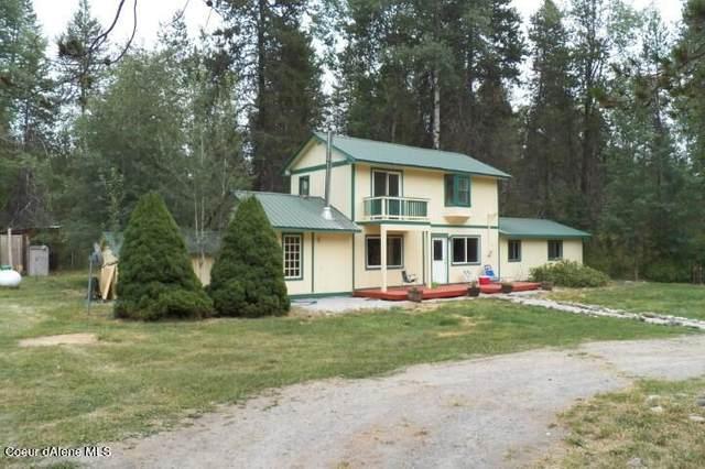 435 Grouse Meadows, Sandpoint, ID 83864 (#21-7318) :: Flerchinger Realty Group - Keller Williams Realty Coeur d'Alene