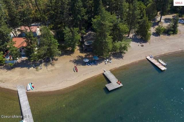 16 Sandy Cove, Sagle, ID 83860 (#21-7355) :: Kroetch Premier Properties