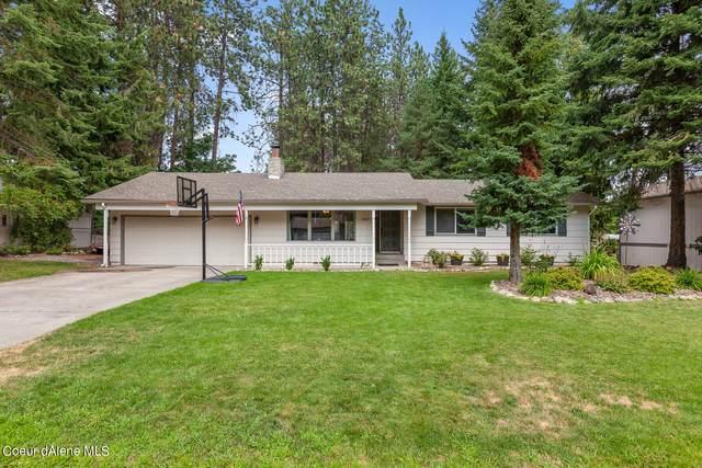 3659 W Pineridge Dr, Coeur d'Alene, ID 83815 (#21-7439) :: Five Star Real Estate Group
