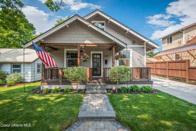 115 E Foster Ave, Coeur d'Alene, ID 83814 (#21-7477) :: Embrace Realty Group