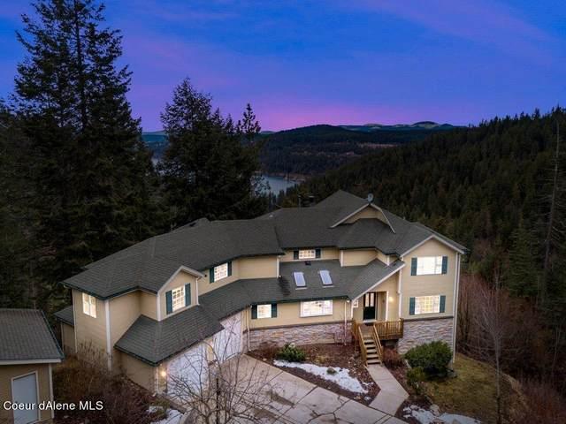 1813 E Winding Trail Ln, Coeur d'Alene, ID 83814 (#21-748) :: Coeur d'Alene Area Homes For Sale