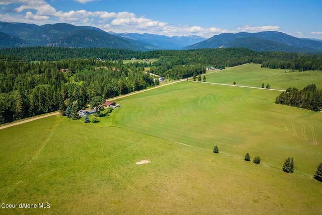 Parcel 1,2,3 N Center Valley Rd, Sandpoint, ID 83864 (#21-7481) :: Embrace Realty Group