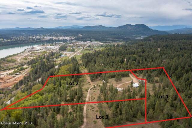 Lot 3 Diamond Heights, Oldtown, ID 83822 (#21-7488) :: Embrace Realty Group