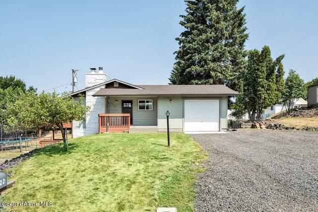 822 S 1st Street, St. Maries, ID 83861 (#21-7503) :: Northwest Professional Real Estate