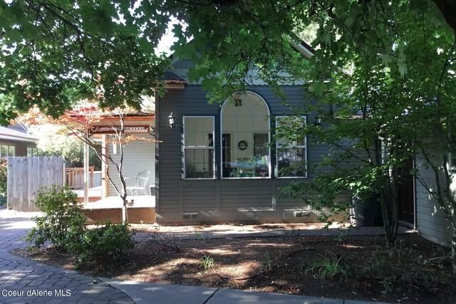 813 Pine St, Sandpoint, ID 83864 (#21-7505) :: Flerchinger Realty Group - Keller Williams Realty Coeur d'Alene