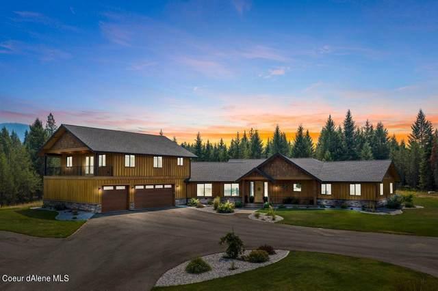 7569 E Big Boulder Rd, Athol, ID 83801 (#21-7510) :: Kroetch Premier Properties