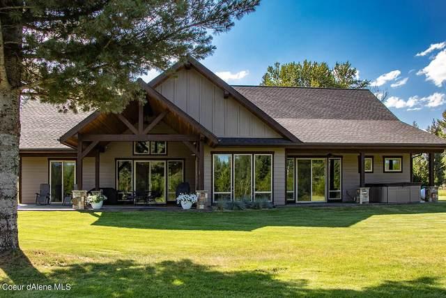 6285 Colburn Culver Rd, Sandpoint, ID 83864 (#21-7518) :: Kroetch Premier Properties