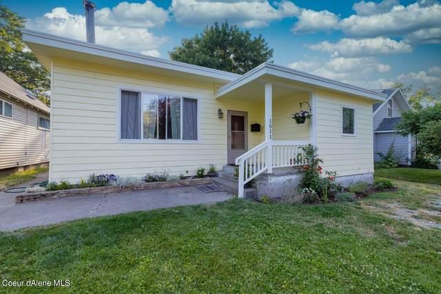 1511 N 6TH St, Coeur d'Alene, ID 83814 (#21-7521) :: Northwest Professional Real Estate