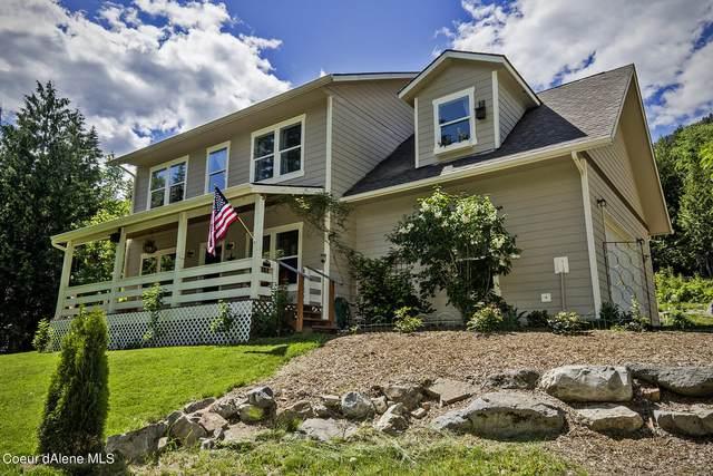 106 Sleepy Cedars Rd, Cocolalla, ID 83813 (#21-7526) :: Kroetch Premier Properties