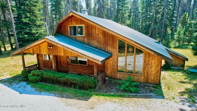 840 Gleason Mcabee Falls Rd, Priest River, ID 83856 (#21-7534) :: Kroetch Premier Properties