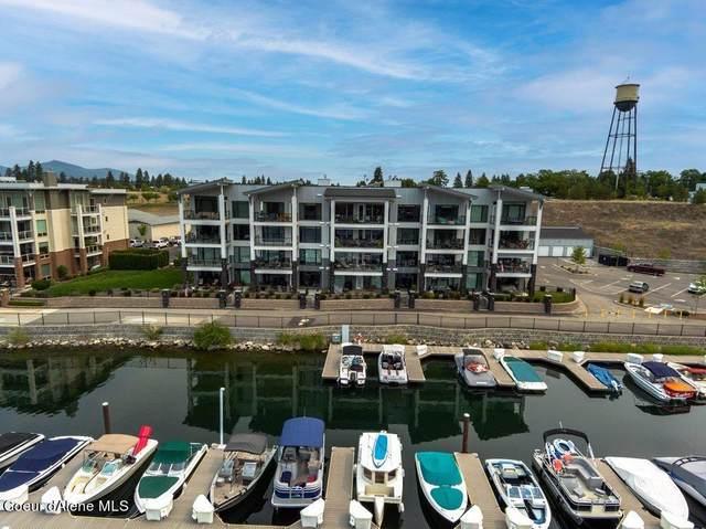 447 W Waterside Dr #302, Post Falls, ID 83854 (#21-7575) :: Kroetch Premier Properties