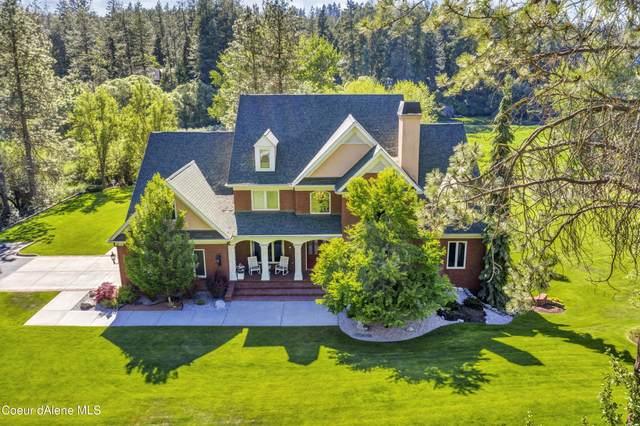 17007 N Triple Butte Cr, Colbert, WA 99005 (#21-7590) :: Coeur d'Alene Area Homes For Sale