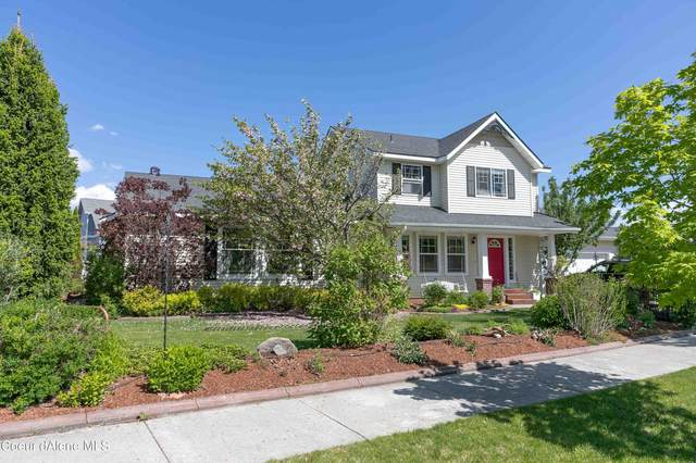 7260 N Courcelles Pkwy, Coeur d'Alene, ID 83815 (#21-7601) :: Amazing Home Network