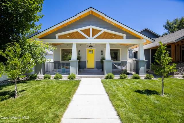 614 N 16TH St, Coeur d'Alene, ID 83814 (#21-7613) :: Link Properties Group