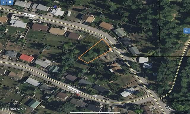LOT3BLK4 Rio Vista, Osburn, ID 83849 (#21-7621) :: Team Brown Realty