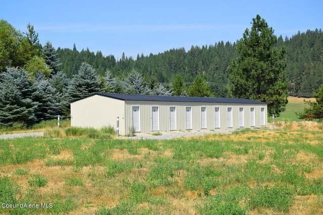 2510 Parker Canyon Rd, Bonners Ferry, ID 83805 (#21-7640) :: Kroetch Premier Properties