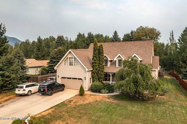 477 Upper Humbird Dr, Sandpoint, ID 83864 (#21-7655) :: Prime Real Estate Group