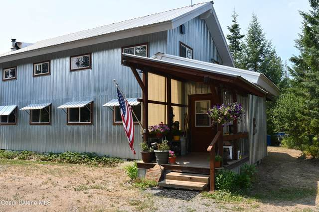 354 Old Forest Rd, Spirit Lake, ID 83869 (#21-7667) :: Prime Real Estate Group