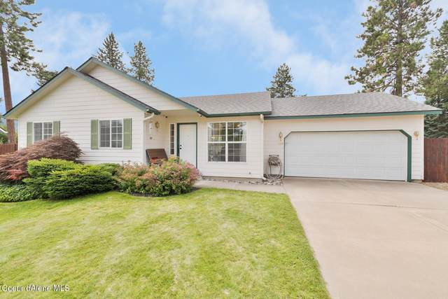 1108 E Glenberry Ct, Coeur d'Alene, ID 83815 (#21-7675) :: Team Brown Realty