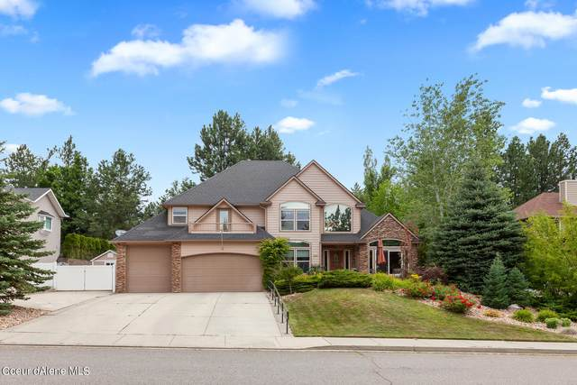 5382 E Shoreline Dr, Post Falls, ID 83854 (#21-7700) :: Kroetch Premier Properties