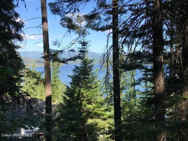 Lot5 Blk 5 Cliff View Dr., Harrison, ID 83833 (#21-7791) :: Keller Williams CDA