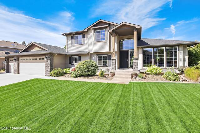 1037 W Highpeak Dr, Spokane, WA 99224 (#21-7811) :: Five Star Real Estate Group