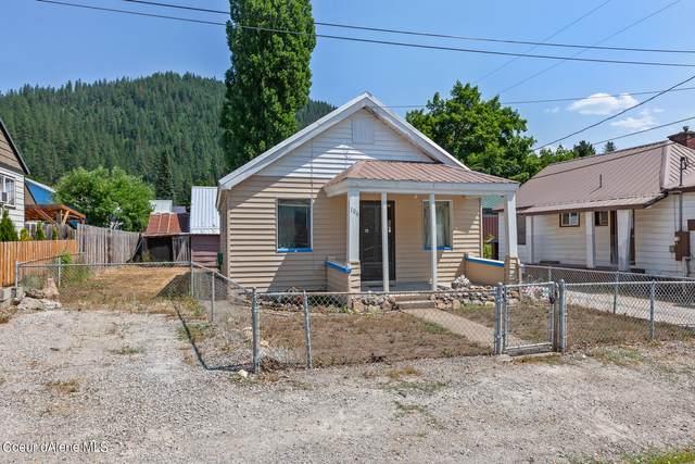 106 Western Ave, Silverton, ID 83867 (#21-7820) :: CDA Home Finder