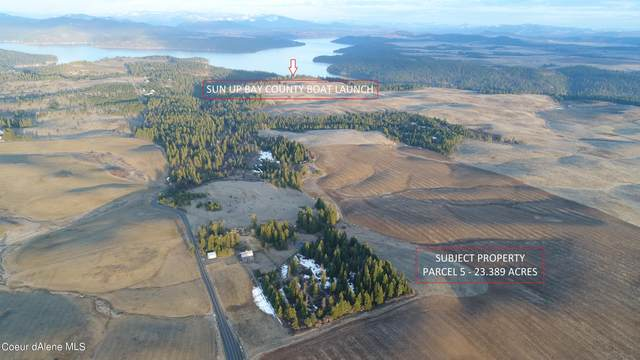 Ness Rd - Parcel 5 (23.389 Ac), Worley, ID 83876 (#21-7831) :: Five Star Real Estate Group