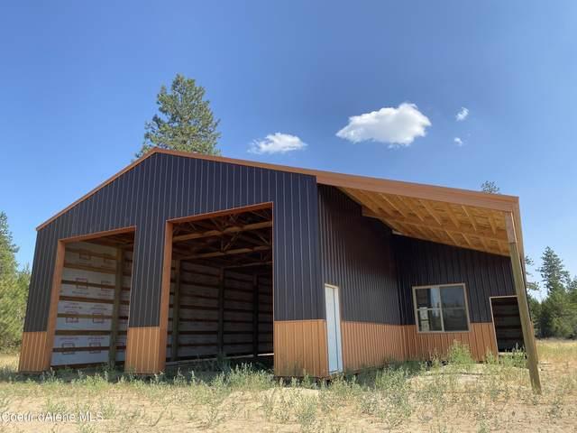 2323 W Fausett Rd, Deer Park, WA 99006 (#21-7836) :: Coeur d'Alene Area Homes For Sale