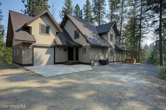 342 Blue Heron Lake Lane, Sagle, ID 83860 (#21-7876) :: Prime Real Estate Group