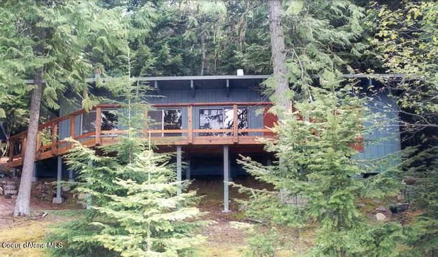 20 Bartoo Island, Priest Lake, ID 83856 (#21-7889) :: Coeur d'Alene Area Homes For Sale