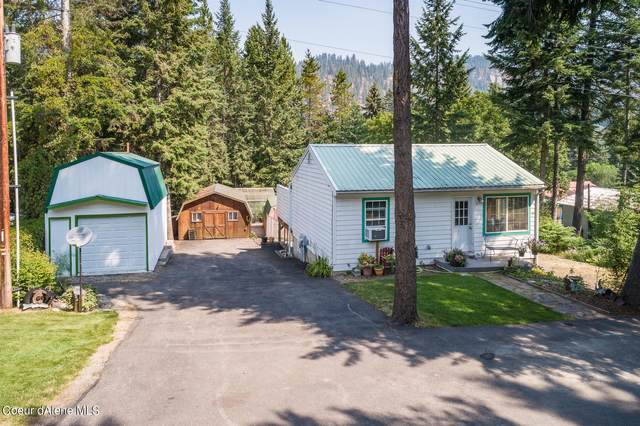 16353 E 4TH St, Bayview, ID 83803 (#21-7895) :: Five Star Real Estate Group