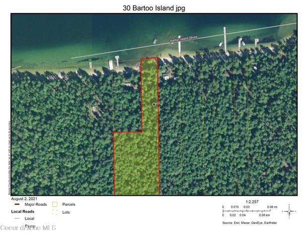 30 Bartoo Island, Priest Lake, ID 83856 (#21-7897) :: Coeur d'Alene Area Homes For Sale