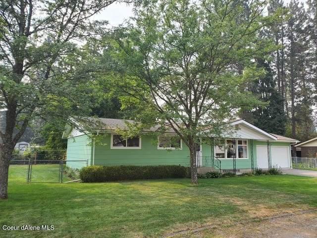 306 Woodland Dr, Pinehurst, ID 83850 (#21-7924) :: CDA Home Finder