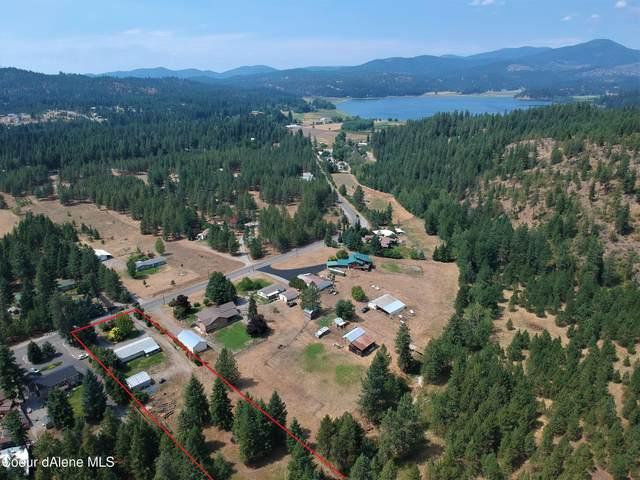 9588 N Hauser Lake Rd, Hauser, ID 83854 (#21-7928) :: CDA Home Finder