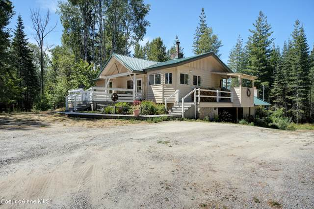 1534 Forest Siding Rd, Sandpoint, ID 83864 (#21-7933) :: CDA Home Finder