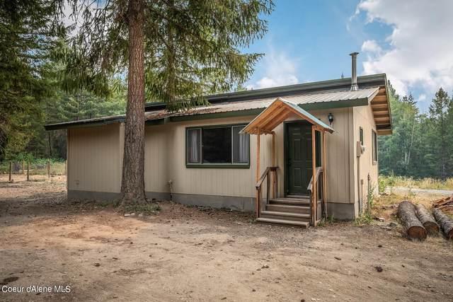 582 Pioneer Ln, Priest River, ID 83856 (#21-7987) :: Coeur d'Alene Area Homes For Sale